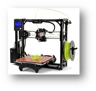 Taz Fdm 3d Printer